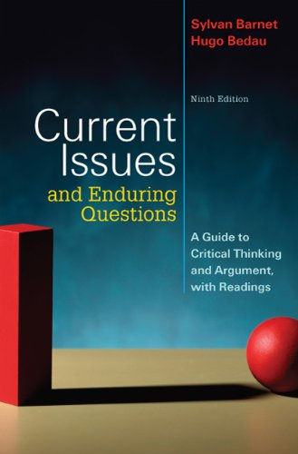 Current Issues and Enduring Questions: A Guide to...