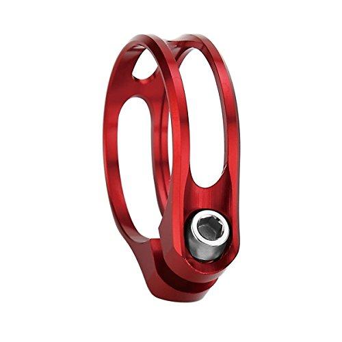 Aerozine Ultralight Sattelklemme 34.9 Rot