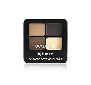 Beauty UK Cosmetics High Brow Eyebrow Kit