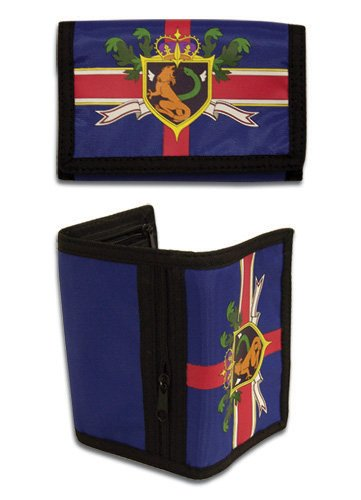 Code Geass: Britannia Flag Anime Wallet