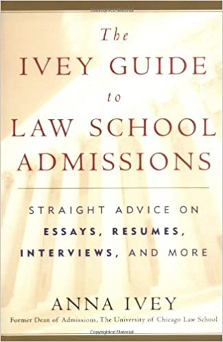 Law school admission essay service optional