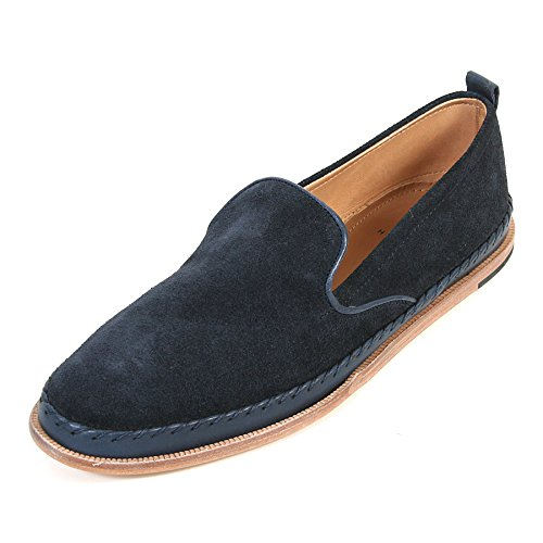 H By Hudson Macuco Slip On Shoes NAVY 8