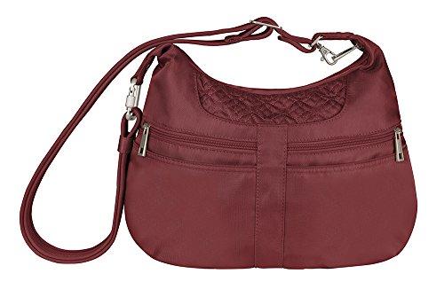 travelon-anti-theft-signature-multi-pocket-hobo-bag-cranberry-one-size