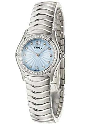Ebel Classic Wave Women's Quartz Watch 9090F24-24725