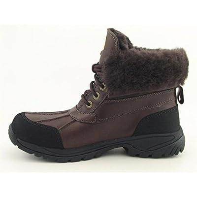 Ugg Australia Hilgard Boots Snow Snow Boots Black Mens