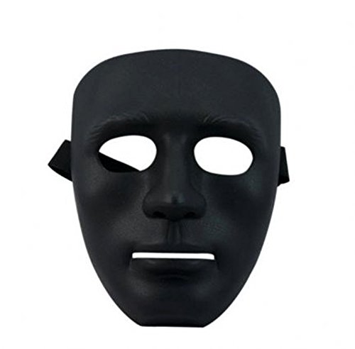 Jabbawockeez Halloween Dance Black Mask