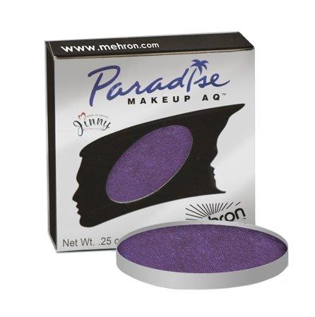 Mehron Paradise Face Paint Refills - Brilliant Violet / Violene (0.25 oz)