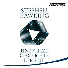 Eine kurze Geschichte der Zeit Hörbuch von Stephen Hawking Gesprochen von: Frank Arnold