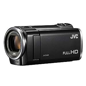JVC Everio 8GB内蔵メモリー フルハイビジョンビデオカメラ GZ-E170-B