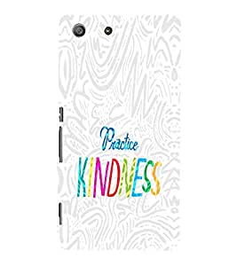 Ebby Premium Printed Mobile Back Case Cover With Full protection For Sony Xperia M5 Dual (Designer Case)
