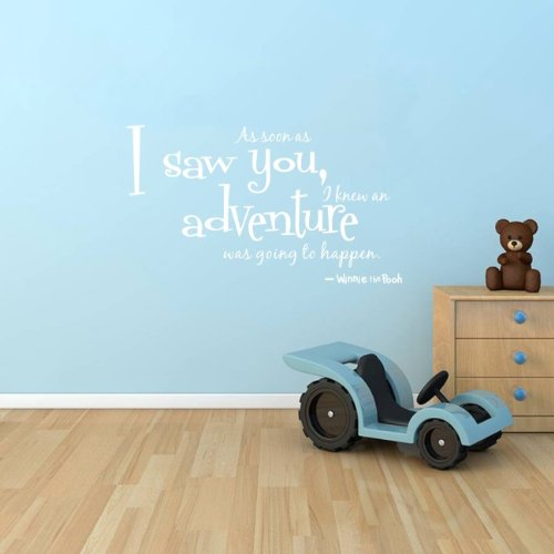 Winnie The Pooh Wall Quotes front-640995