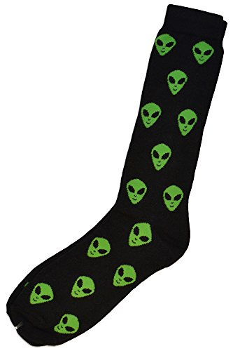 Alien Head Socks