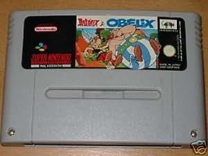 Asterix Obelix - Super Nintendo SNES