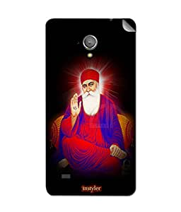 STICKER FOR MICROMAX SUPERFONE A101 BY instyler