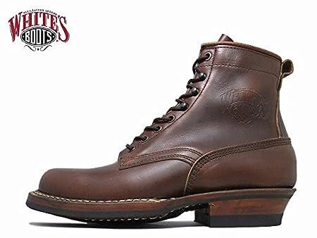 White's Boots バウンティハンター PLAIN-TOEブラウンクロムエクセル ホワイツブーツ