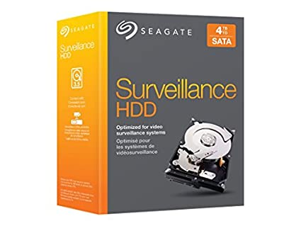 Seagate surveillance (STBD4000101) 4TB Internal Hard Disk