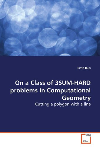 On a Class of 3SUM-HARD problems in Computational Geometry: Cutting a polygon with a line