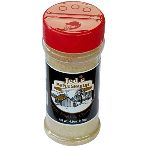 Jed's Maple Sugar Shaker - Great For Seasoning
