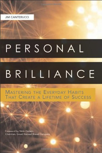 Personal Brilliance: Mastering the Everyday Habits That Create a Lifetime of Success (Personal Brilliance compare prices)