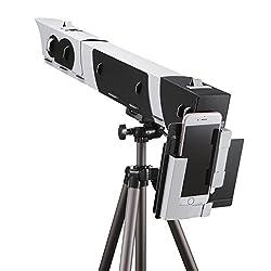 ELECOM スマートフォン用望遠鏡 組み立て式 4~6インチスマートフォン対応  EDG-TLS001