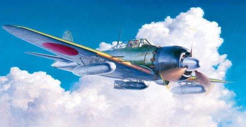 1/48 三菱 A6M7 零式艦上戦闘機 62型