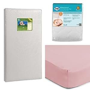 Amazon Sealy Soybean Crib Mattress Waterproof