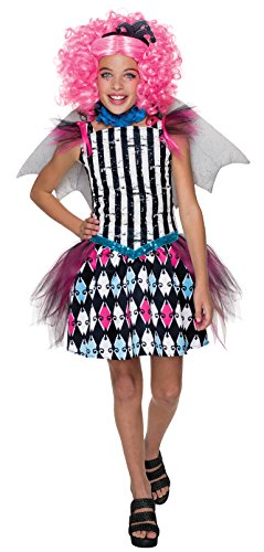 Rubie's Costume Monster High Freak Du Chic Rochelle Gayle Child Costume