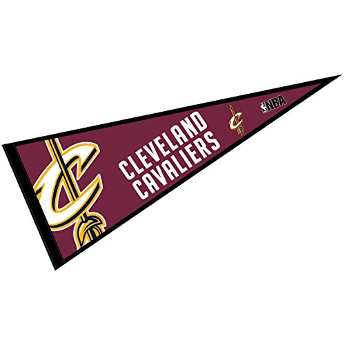 "Cleveland Cavaliers Pennant Full Size 12"" X 30"""