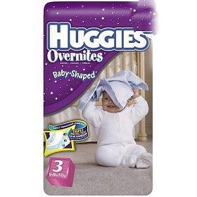 HUGGIES OVERNITE STEP3 55403 Size: 4X31