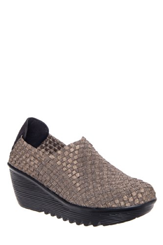 Bernie Mev Gem High Wedge Platform Shoe