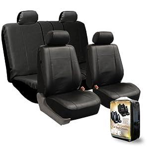 clazzio leather seat covers autos weblog. Black Bedroom Furniture Sets. Home Design Ideas