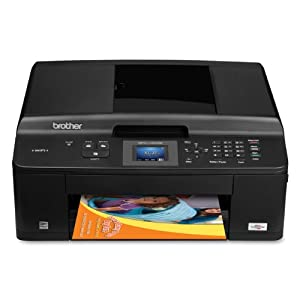 Brother MFCJ425W Wireless Color Photo Printer with Scanner, Copier and Fax by Brooks Brothers