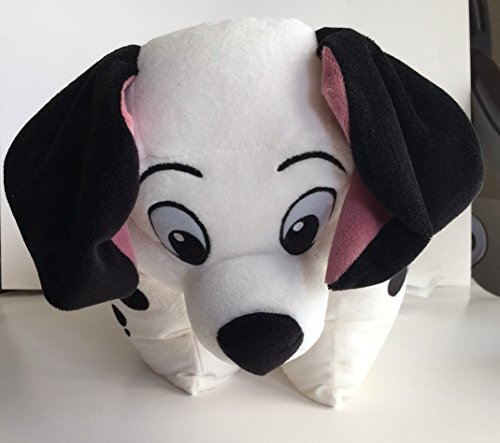 Disney Parks Dalmatian Dog Puppy Pillow Pal Plush Pet Doll NEW (Disney World Pillow compare prices)
