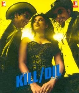 Kill Dil Hindi Audio CD (Ranveer Singh, Ali Zafar, Govinda, Praneeti Chopra)(2014 New Bollywood Movie)