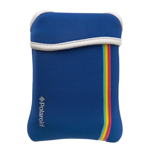 Polaroid Neoprene Pouch for The Polaroid Z2300 Instant Camera (Blue)