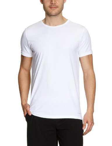 Tommy Hilfiger 3 Pack Stretch Crew Neck T-Shirt Men's T-Shirt White Large