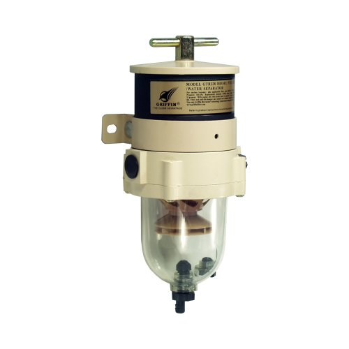 Griffin ® Gtb228 Diesel Fuel Filter / Water Separator - Compare To Racor 500 Series front-24337
