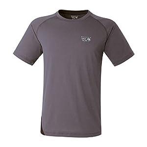 Mountain Hardwear(マウンテンハードウェア) エステロCBショートスリーブT OE6945 (Graphite(054), S)