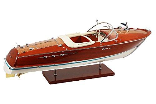 kiade-riva-super-ariston-ivory-saddlery-model-boat-69-cm
