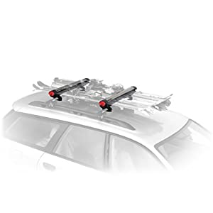 Yakima Fat Cat 6 Ski Rack with Locks