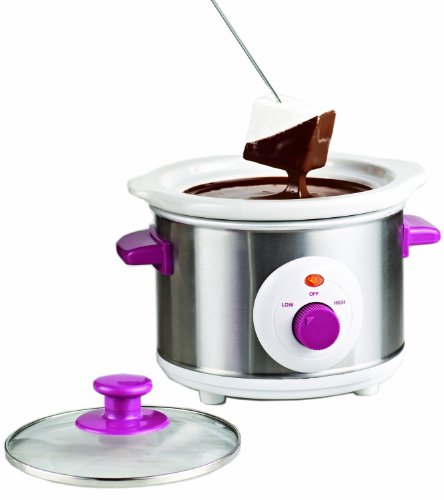 Chicago Metallic CMB056 Marshmallow Collection Electric Dipping/Warming Station with 2 Settings