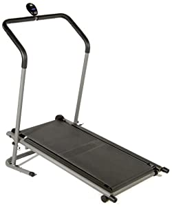 Stamina InMotion T3000 Manual Treadmill with Full Handlebar