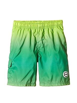 CPM Short de Baño (Verde / Amarillo)
