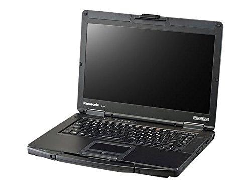 Panasonic Toughbook 54 Prime 14″ Rugged Notebook, 4 GB RAM, 1 TB HDD, Black/Silver (CF-54AX001CM)