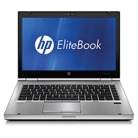 HP 14 Inch Elitebook 8460 Laptop for Business (Intel Core i5 2.5GHz, 4GB, 128G SSD, Windows 7 Professional 64-bit, Certified Refurbished)