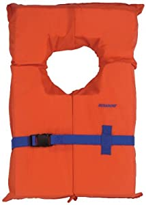 Buy Absolute Outdoor Kent Adult Compliance PFD Type II Life Jacket by Kent Sporting Goods
