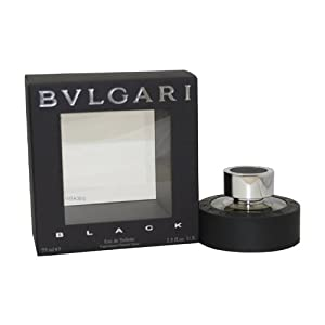 Bvlgari Black By Bvlgari For Men and Women. Eau De Toilette Spray 2.5 Ounces