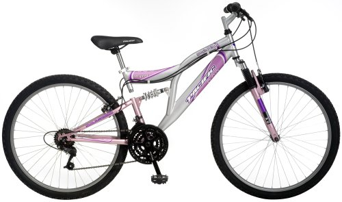 Pacific Gray's Peak Women's Dual-Suspension Mountain Bike