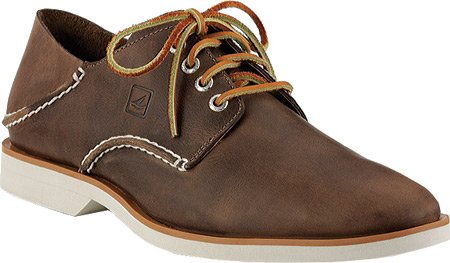 Sperry Top-Sider Men's Boat Oxford,Brown Leather,11.5 M US