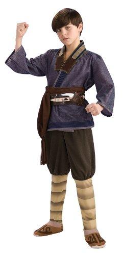 The Last Airbender Child's Deluxe Costume, Sokka Costume